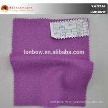 stock 100% wool coating fabric
