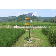Chinese supplier solar mosquito killer lamp/solar mosquito killing light/solar zapper light with solar panel