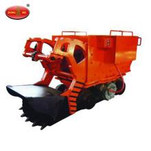 cargador de roca de minería subterránea / máquina de desmontaje de túnel / cargador de roca de desmonte con aprobación CE