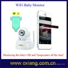 WiFi caméra de bébé moniteur