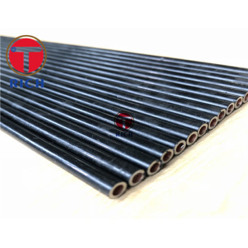 SAEJ526 PVF / Copper Coating Single Wall Bundy Tube