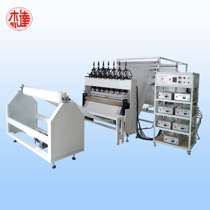 ultrasonic embossing machines for mattress