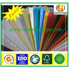 Cheap price Cardboard paper/Gold Paper board/Silver paper board