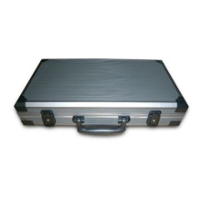 Material de metal maletín de negocios (XY026)