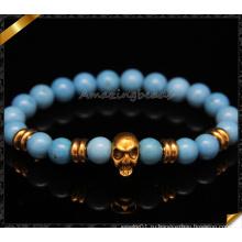 Бирюзовые браслеты шарма очаровывают ювелирные изделия способа (CB094)