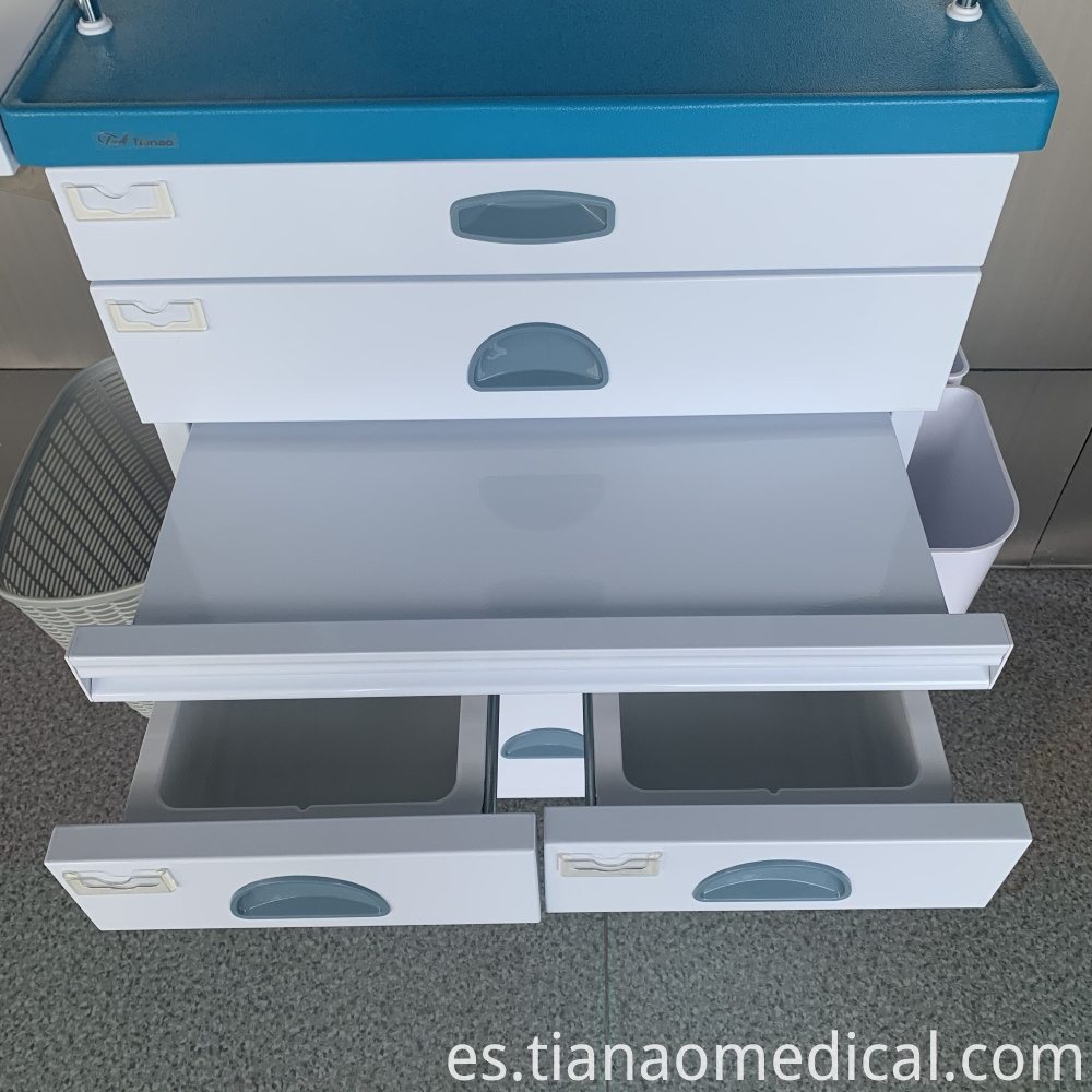 Medical Anesthesia Trolley Cart