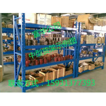 Medium Duty Storage Rack in Warehouse