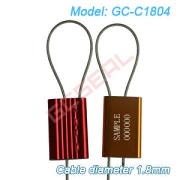 Double verrouillage câble joint