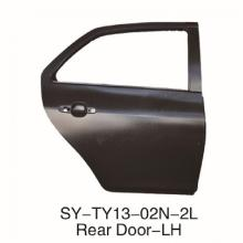 TOYOTA Yrais 2004-2007 (Sedan) Rear Door-LH