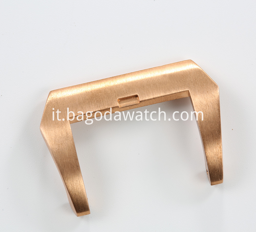 24mm Bronze Buckle