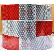 DOT-C2 Car Stickers with Red and White, Manufacturer Price