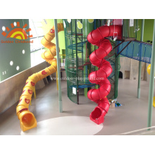 Struktur Slide Turbo Tube Playground