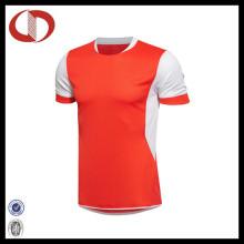 100% Polyester Großhandel Professionelle Team Fußball Jersey
