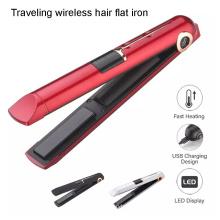 Аккумуляторный утюжок для волос