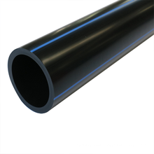4 Inch  high quality plastic water hdpe pipe for water supply