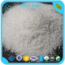 Blank Color Rounded Silica Sand Size 5 For Golf Field
