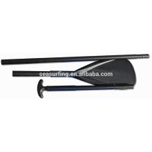 Тип OEM покрашенный цвет Балде веслом углеродаволокна с ABS лезвие защиты/углеродного волокна весло лезвия