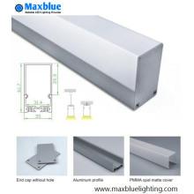 Perfil de LED de aluminio para el tipo de suspensión 3562