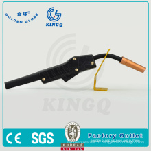 Kingq (Binzel / Panasonic / Barnard / Tweco tupe) Сварочная горелка MIG / Mag / CO2