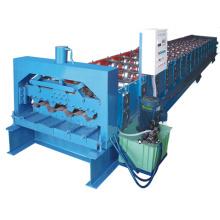 Colored Steel Floor Deck Roll Forming Machine