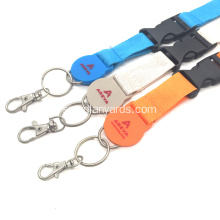 Multicolor Neck Safety Lanyard Dye Sublimation