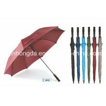 Auto Open Straight Rain and Sun Golf Umbrella (YSGO0004)