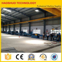 Radiator Production Line for Transformer Use