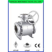 ASTM A105 класс 300 промышленных шаровой клапан