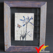Shabby and Vintage Wooden Picture Frame