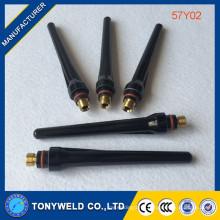 tig welding torch accessory wp9/wp20 welding back cap