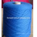 100% pure mogolian cashmere yarn, cashmere yarn price in China
