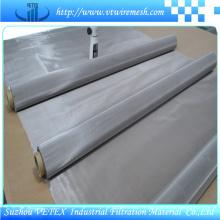 Mesh métallique en acier inoxydable utilisé en aviation