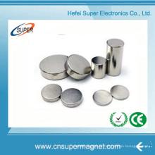 Ímã de neodímio de cilindro 40 * 20 20 de 45 * 45 * 25 45 * 35 50 * 20 50 * 25