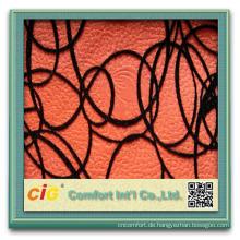 Polsterstoff für Sofa & Beflockung Stoff