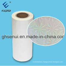 30 Micron Hologram Laminating Film Used for Box Decoration (BH1-30)