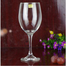 Equipo de pollo Crystal Globet copa de vino para mayorista con precio barato