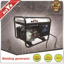 BISON (CHINA) 5kw Benzingenerator mit Schweißfunktion