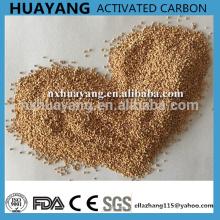 2-4 mm Walnussschalenfiltermedium / Walnussschalenschleifmittel hergestellt in China