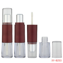 Double Head Lipstick and Lip Gloss Tube