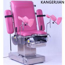 Tables d'opération de chaise d'examen de gynécologie électrique