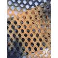 Tie Dye Mesh Fabric Big Hole