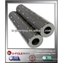 Ring NdFeB Magnets for Linear Motors