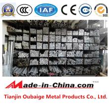 5052, 5A02 Barre carrée en alliage d'aluminium