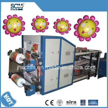 Máquina automática de moldeo de globos de alta calidad, máquina para fabricar globos de papel de aluminio para mascotas