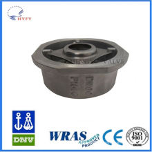 New style Made in China 1 2 Inch Brass Spring Loaded Check Valve
