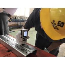 Galvanized Steel Sigma Profile Roll Forming Machine