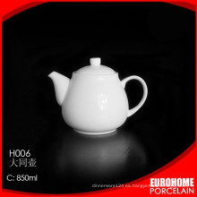 Eurohome usar para boda comedor super puro blanco tetera