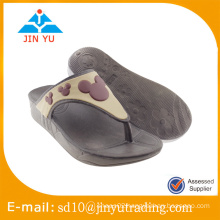 2016 China factory price latest beautiful style lady slipper