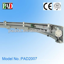 automatic curved door low price