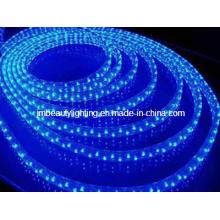 Ruban lumineux LED 2 fils Corde lumineuse LED (forme ronde)